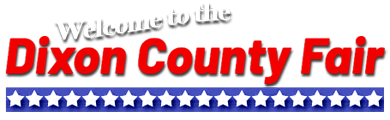 Dixon County Fair Logo